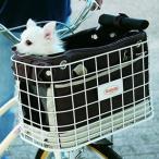 ペットキャリーバッグ わんわんサイクルバッグ&専用自転車カゴセット 〜5kgサイズ ペットキャリー