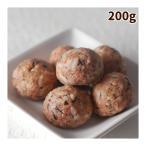 犬の総合栄養食 生肉新鮮エゾ鹿のミートボール