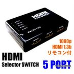 HDMI コンパクト セレクター 切替器
