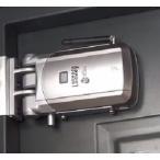 鍵穴のないリモコンドアロック LOCKEY ロッキー ピッキング対策 防犯対策 防犯 鍵 セキュリティー 電気錠 電子錠 賃貸 玄関 後付 補助錠 無線