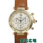 カルティエ CARTIER パシャ38 クロノ W3014051 中古  メンズ 腕時計