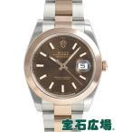 ロレックス ROLEX デイトジャスト41 126301 中古  メンズ 腕時計