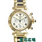 カルティエ CARTIER パシャ38クロノ  中古 メンズ 腕時計