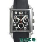 ジラール・ペルゴ GIRARD-PERREGAUX ヴィンテージ1945 XXLクロノ 世界限定999本 25840-11-612-FK6A 中古  メンズ 腕時計