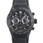 タグ・ホイヤー TAG HEUER カレラ ホイヤー02T フライングトゥールビヨン CAR5A90.FC6415 中古  メンズ 腕時計