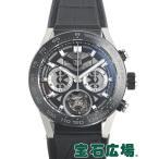 タグ・ホイヤー TAG HEUER カレラ ホイヤー02T フライングトゥールビヨン CAR5A8Y.FC6377 中古  メンズ 腕時計