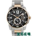 カルティエ CARTIER カリブル ドゥ カルティエ ダイバー W7100054 中古  メンズ 腕時計