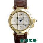 カルティエ CARTIER パシャ38 グリッド  中古  メンズ 腕時計