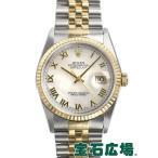 ロレックス ROLEX デイトジャスト 16233NR 中古  メンズ 腕時計