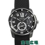 カルティエ CARTIER カリブル ドゥ カルティエ ダイバー WSCA0006 中古  メンズ 腕時計