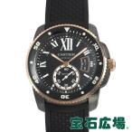 カルティエ CARTIER カリブル ドゥ カルティエ ダイバー W2CA0004 中古 メンズ 腕時計