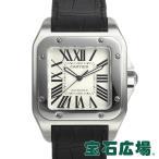 カルティエ CARTIER サントス100 W20073X8 中古 メンズ 腕時計