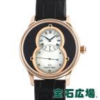 ジャケ ドロー JAQUET DROZ グランセコンド 世界限定88本 J003033343 中古 メンズ 腕時計