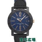 ブルガリ ブルガリブルガリ カーボンゴールド BBP40C3CGLD 新品 メンズ 腕時計