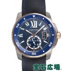 カルティエ カリブル ドゥ カルティエ ダイバー W2CA0008 新品 メンズ 腕時計