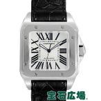 カルティエ サントス100 LM W20073X8 新品 メンズ 腕時計