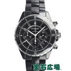 シャネル J12 クロノ H0940 新品 メンズ 腕時計