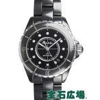 シャネル J12 38 H1626 新品 メンズ 腕時計