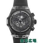 ウブロ ビッグバン ウニコ サファイア オールブラック 限定生産500本 411.JB.4901.RT 新品 メンズ 腕時計