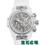 ウブロ ビッグバン ウニコ サファイア 限定生産500本 411.JX.4802.RT 新品 メンズ 腕時計