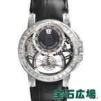 ハリー・ウィンストン オーシャン トゥールビヨン ジャンピングアワー 世界限定10本 OCEMTJ45WW002 新品 メンズ 腕時計