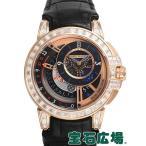 ハリー・ウィンストン オーシャン デュアルタイム オートマティック 限定生産20本 OCEATZ44RR012 新品 メンズ 腕時計