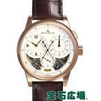 ジャガー・ルクルト デュオメトル クロノグラフ Q6012521 新品 腕時計 メンズ