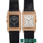 ジャガー・ルクルト グランドレベルソ ウルトラスリムデュオ Q3782520 新品 メンズ 腕時計