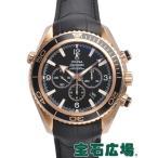 オメガ シーマスター コーアクシャル プラネットオーシャンクロノ 222.63.46.50.01.001 新品 腕時計 メンズ
