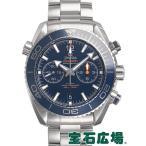 オメガ シーマスター プラネットオーシャン コーアクシャル マスタークロノメータークロノ 215.30.46.51.03.001 新品 メンズ 腕時計