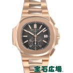 パテック・フィリップ ノーチラス クロノ 5980/1R-001 新品 メンズ 腕時計