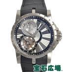 ロジェ・デュブイ エクスカリバー フライングトゥールビヨン RDDBEX0285 新品 メンズ 腕時計