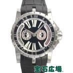 ロジェ・デュブイ エクスカリバー ワールドタイム トリプルタイムゾーン 88本限定 RDDBEX0257(EX45RD1448) 新品 メンズ 腕時計