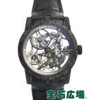 ロジェ・デュブイ エクスカリバー オートマティックスケルトンカーボン42 RDDBEX0508 新品 メンズ 腕時計