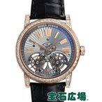 ロジェ・デュブイ オマージュ ダブルフライングトゥールビヨン ブティック限定28本 RDDBHO0570 新品 メンズ 腕時計