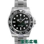 ロレックス GMTマスターII 116710LN 新品 メンズ 腕時計