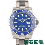 ショッピングロレックス ロレックス ROLEX サブマリーナデイト 116619LB 新品 メンズ 腕時計