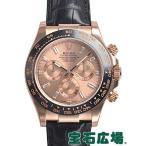ロレックス デイトナ 116515LN A 新品 メンズ 腕時計