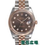 ロレックス デイトジャスト41 126331G 新品 メンズ 腕時計