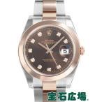 ショッピングロレックス ロレックス ROLEX デイトジャスト41 126301G 新品 メンズ 腕時計