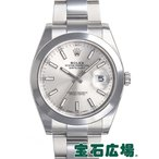 ショッピングロレックス ロレックス ROLEX デイトジャスト41 126300 新品 メンズ 腕時計