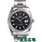 ロレックス デイトジャスト41 126334 新品 メンズ 腕時計