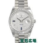 ロレックス ROLEX デイデイト40 228396TBR 新品  メンズ 腕時計