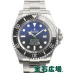 ショッピングロレックス ロレックス ROLEX シードゥエラー ディープシー Dブルー 126660 新品 メンズ 腕時計