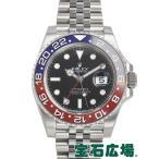 ショッピングロレックス ロレックス ROLEX GMTマスターII 126710BLRO 新品 メンズ 腕時計