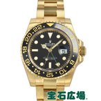 ショッピングロレックス ロレックス ROLEX GMTマスターII 116718LN 新品 腕時計 メンズ