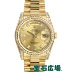 ショッピングロレックス ロレックス ROLEX デイデイト 118388A 新品  メンズ 腕時計
