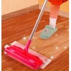 掃除機!掃く拭く同時!楽チン掃除機