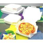 ピザ箱 10インチ 白無地 SP−2 (100枚入)