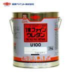 送料無料!1液ファインウレタン 艶有り 3kg 黒【メーカー直送便/代引不可】日本ペイント 一液  外壁 塗料